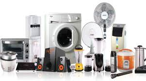 buying home appliances