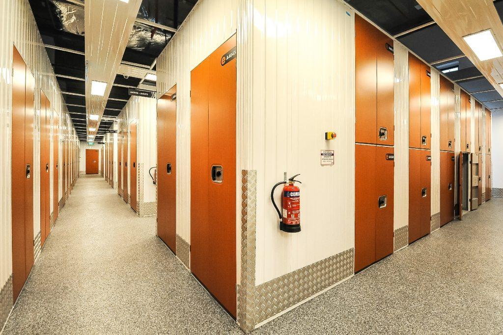 personal storage space singapore
